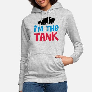 IN THE TANK - GAMING - Women's Hoodie