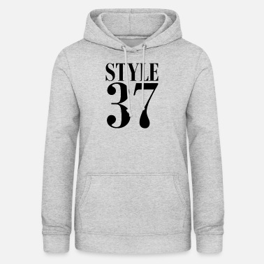 Style Styler Style - Dame hoodie