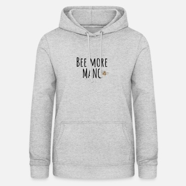 Manchester Bee more MANC - Women's Hoodie