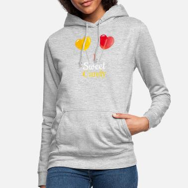 Candy Sweet candy - Women's Hoodie