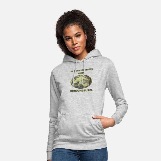 Square Hoodies & Sweatshirts - professor - Women's Hoodie light heather grey