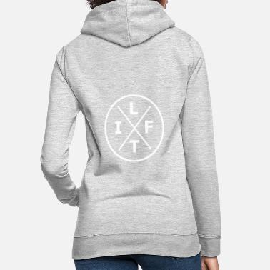 Lifting lift - Women's Hoodie