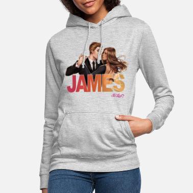 Is It Love? James & Chara - Women's Hoodie