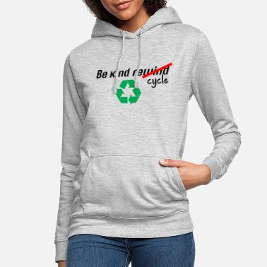 Recycling recycle - Women's Hoodie