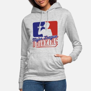 Major League Major League Drink Graphic - Women's Hoodie