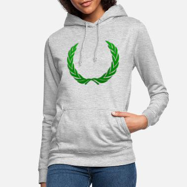 Laurel Wreath laurel wreath - Women's Hoodie