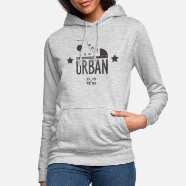 Leible Urban LIFE - Leibl Design - Women's Hoodie
