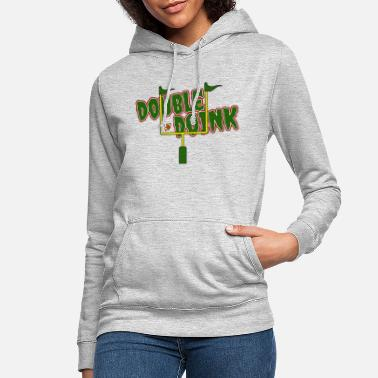 Double Sens double doink - Sweat à capuche Femme