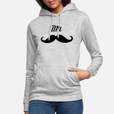 Moustache Mr - Moustache Part 1) - Frauen Hoodie