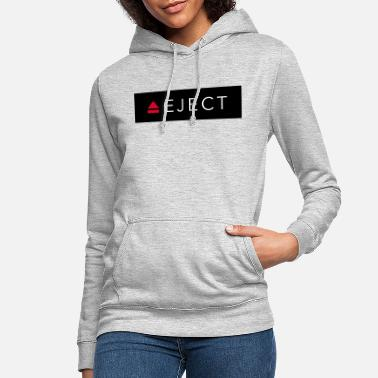 Turn Table eject - Women's Hoodie
