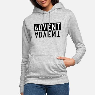 Advent Advent Advent - Women's Hoodie