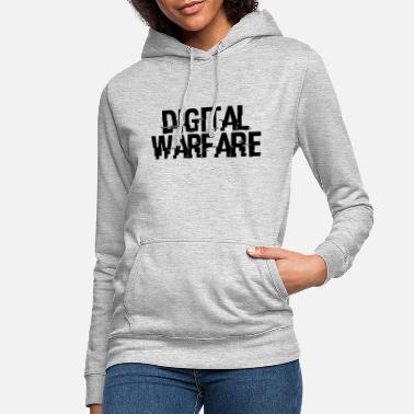 Warfare Digital Warfare - Women's Hoodie