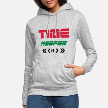 Remote TIME KEEPER - TIME TRAVELER REMOTE - TIME TRAVEL - Hoodie dam