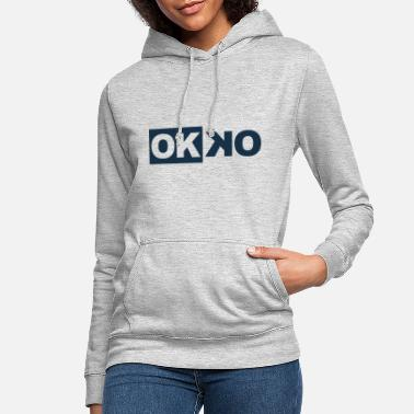 Conception OKKO - Sweat à capuche Femme