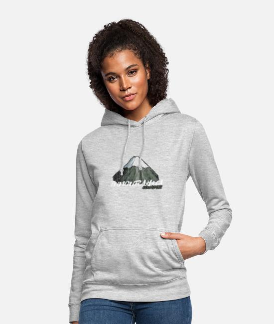 South America Hoodies & Sweatshirts - Ecuador Quito South America - Women's Hoodie light heather grey