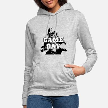 GAME DAY FOOTBALL - Women's Hoodie