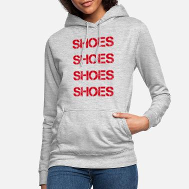 Girl Shoes shoes red shopping women girls shoes bag cool - Women's Hoodie