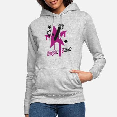 Superstar superstar - Women's Hoodie