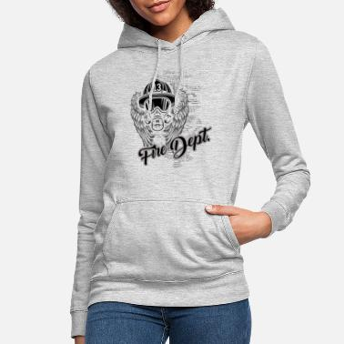T-shirts for firefighters - Women's Hoodie