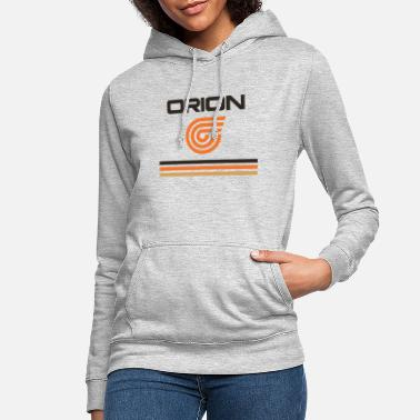 Orion Orion Airways Retro Livery 1980's Charter Airline - Women's Hoodie