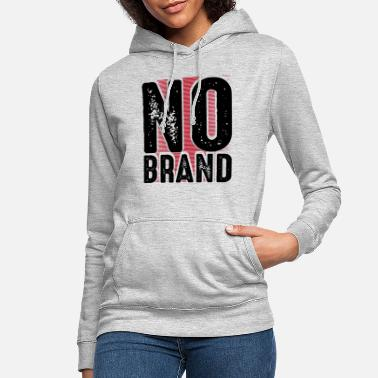 NO BRAND - Against the branded pigs - Women's Hoodie