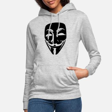 We Do Not Forgive Anonymous - Women's Hoodie