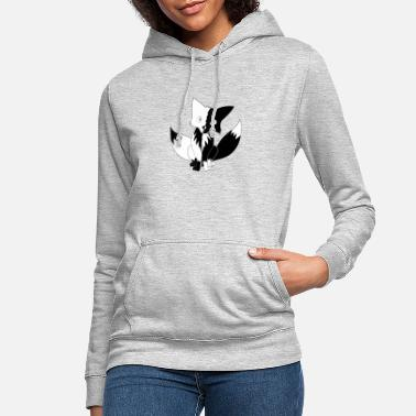Two tail fox - Women's Hoodie