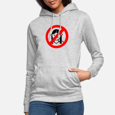 Satire greta satire - Sweat à capuche Femme