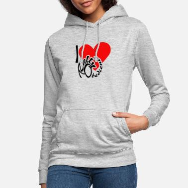 I love Rally Obedience - Women's Hoodie