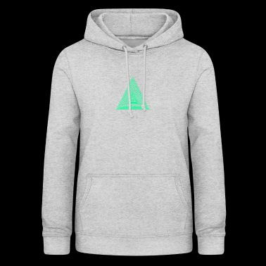 triangles - Women's Hoodie