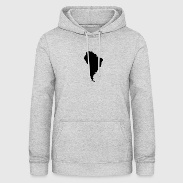 South America - Women's Hoodie