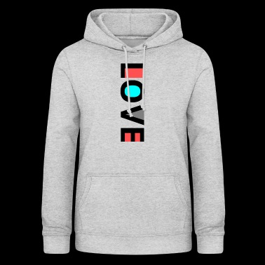 ✅ Black Love Design ✅ - Women's Hoodie