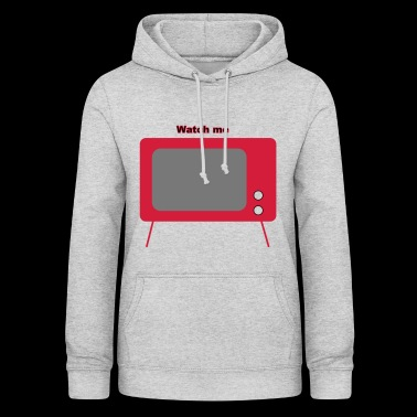 old television - Women's Hoodie