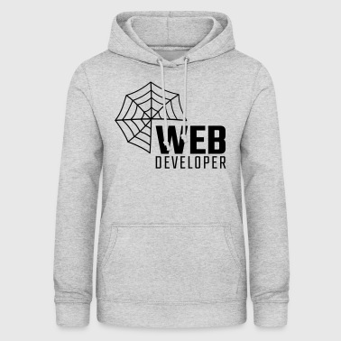Web developer - Women's Hoodie