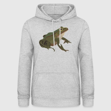 Frog mister frog toad common toad tree frog idea - Women's Hoodie