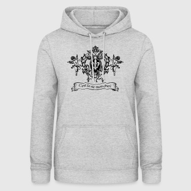 KITSCH AS KITSCH CAN - Women's Hoodie