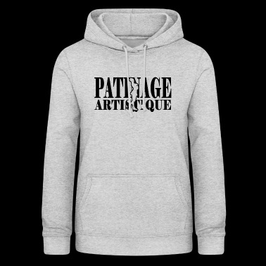 patinage artistique - Sweat à capuche Femme