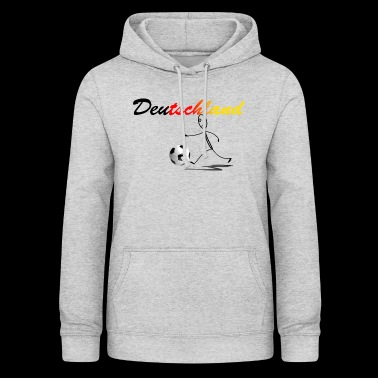 Kicker Germany - Women's Hoodie