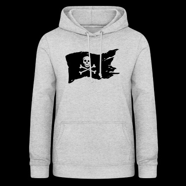 Pirate flag - Women's Hoodie