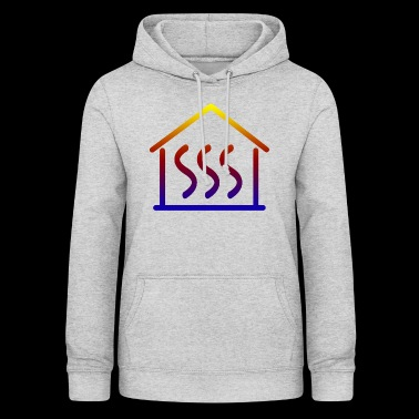 Heating house - Women's Hoodie
