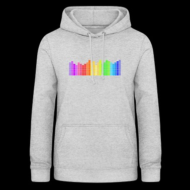 Equalizer HD - Vrouwen hoodie