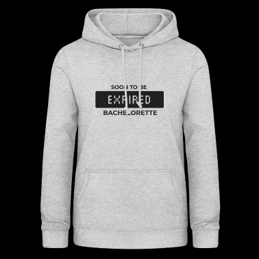 Bachelor party - bachelor - Women's Hoodie