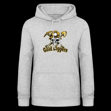 Gold Diggers - Women's Hoodie