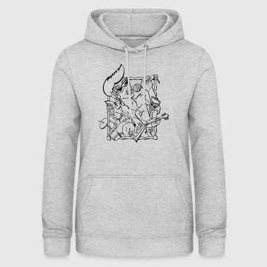 On Stage - Women's Hoodie
