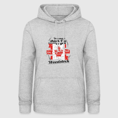 HOLIDAY HOME ROOTS TRAVEL Canada Canada Woodstock - Women's Hoodie
