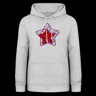 Star in the cage - Women's Hoodie