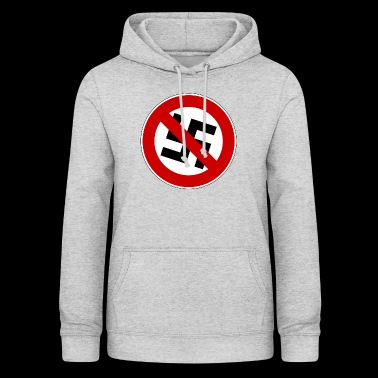 against Nazis - Women's Hoodie