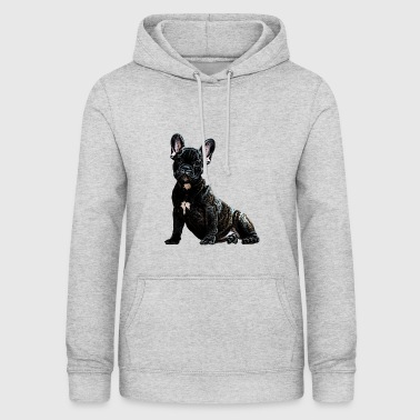 dog, dog, dog head - Women's Hoodie