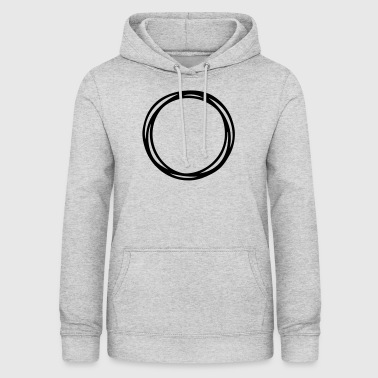 Circles and circles - Women's Hoodie