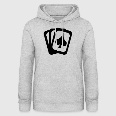Ace Cards - Vrouwen hoodie